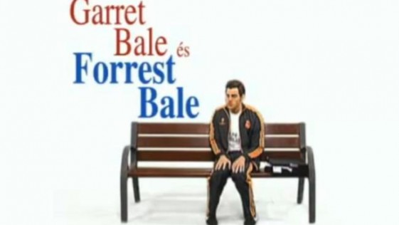 Gareth Bale es Forrest Gump, según Crackòvia