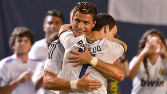 El gran gesto de Cristiano Ronaldo