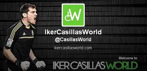 Íker Casillas ya tiene cuenta de Twitter
