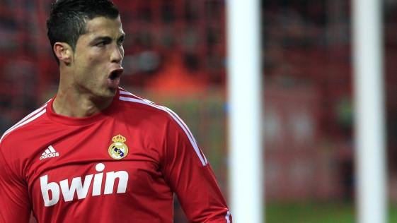 Los cinco cañonazos de Cristiano Ronaldo