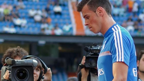 Las cinco lesiones de Bale en el Real Madrid