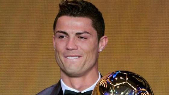 Los tres llantos más famosos de Cristiano Ronaldo