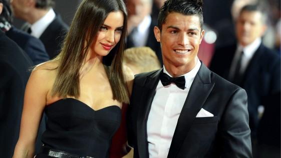Irina Shayk se niega a «fichar» por el Barça