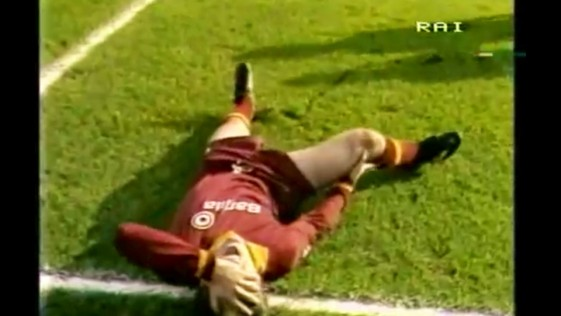 La rotura del ligamento cruzado de Ancelotti