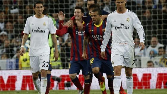 El Madrid «resucita» al Barcelona