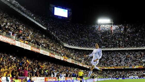 Bale entra en la leyenda del Real Madrid
