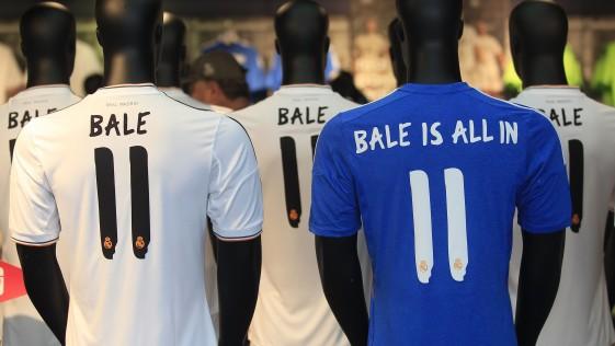 El Madrid se hace de oro vendiendo camisetas