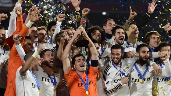 Las notas del Real Madrid en 2014