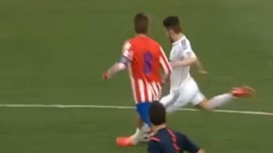 El escandaloso gol de Fran Pérez desde sesenta metros
