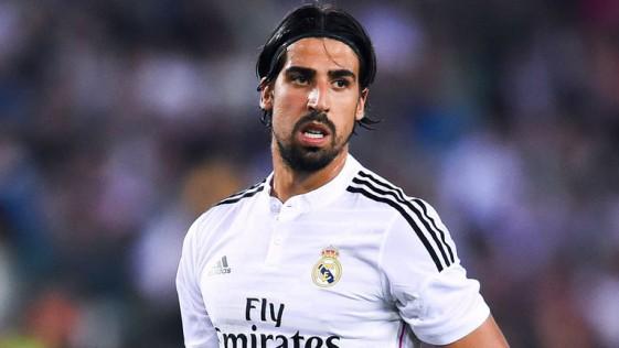 Khedira, un lastre menos para el Real Madrid