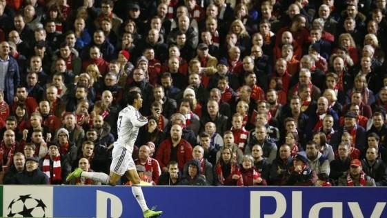 Cristiano, el gol más bonito de la Champions