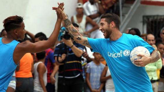 Ramos exige ganar un sesenta y seis por ciento más
