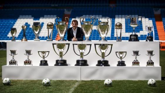 Íker Casillas, un prócer de la portería