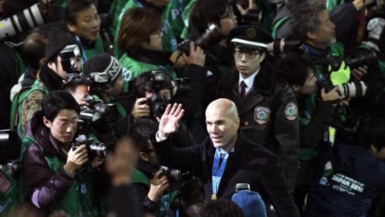 2016, año Zidane