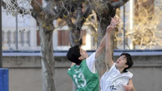 Baloncesto: Jesús María vs Stella Maris
