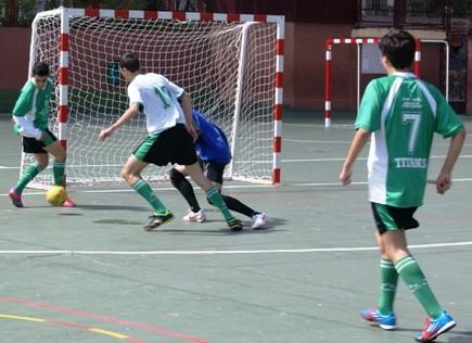 Futsal: Cadete masculino y prebenjamín mixto terminan la primera ronda clasificatoria