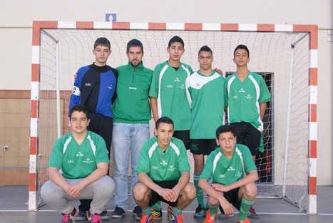 Futsal: Sagrado Corazón vs Padre Piquer B