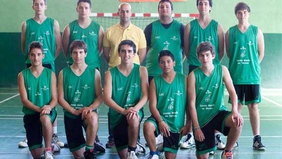 Baloncesto: Santa Ana y San Rafael vs Santa María del Yermo