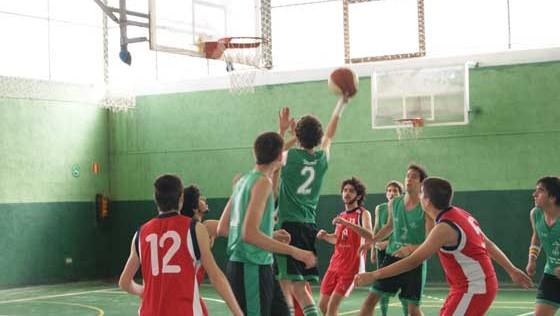 Baloncesto: cuatro categorías dicen adiós a la temporada