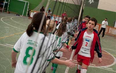 """San Eulogio, un colegio """"pequeño"""" con mucho amor al deporte"""