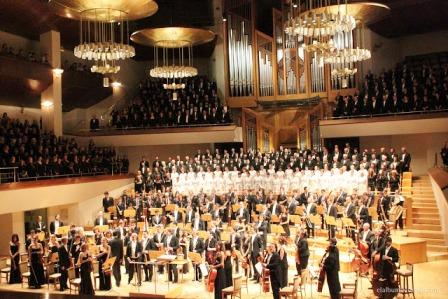 """Más de 400 voces se unen hoy al Orfeón Donostiarra para cantar """"Vive Wagner"""" en el Auditorio Nacional"""