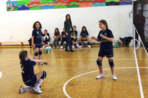 Voleibol: Safa y Nieves presentes en los dos grupos de las categorías infantil y cadete
