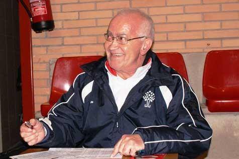 """Jose Manuel Rabazas: """"Esta actividad me da vida, me activa y me rejuvenece"""""""