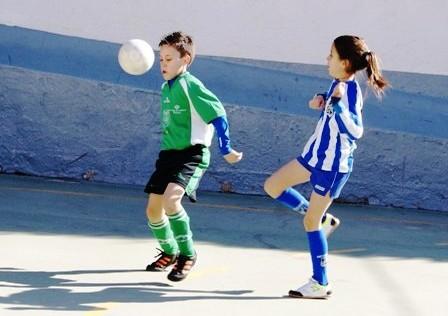 Fútbol sala: Clasificaciones de la primera jornada
