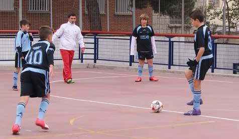 Futsal: Obispo Perelló líder en tres categorías: sénior, alevín y benjamín