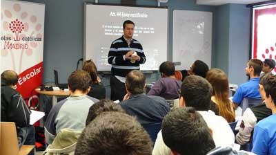 """Jesús Cerezo: """"A través del juego, un árbitro es un educador más"""""""