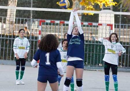 Voley: Las chicas de San Patricio lucharán por su tercera victoria consecutiva