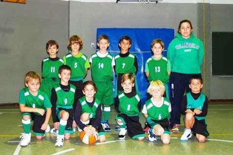 Baloncesto: B. V. M. Irlandesas A vs Liceo Europeo A