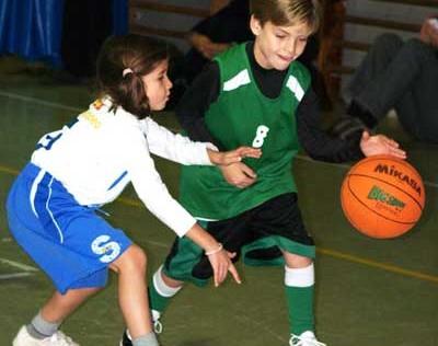 Baloncesto: los benjamines rompen la barrera de los doscientos puntos