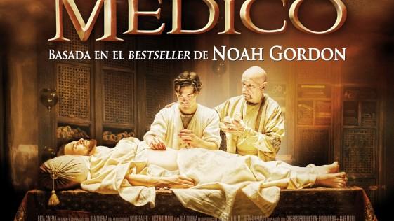 El médico: una historia de los inicios de la medicina