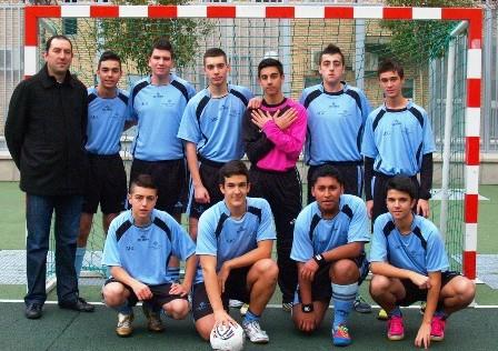 Futsal: Inmaculada vs Calasancio