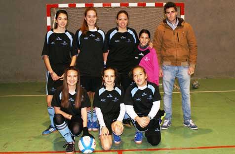 Futsal: Escuelas Pías de Carabanchel vs Sagrado Corazón de Jesús Gutenberg