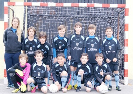 Futsal: Santa María del Carmen vs Claret A