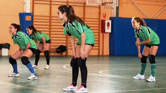 Voley: Cuatro equipos juveniles tienen ya plaza asegurada en la fase final