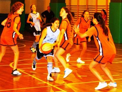 Baloncesto: las chicas de Virgen de Mirasierra logran una distancia difícil de acortar