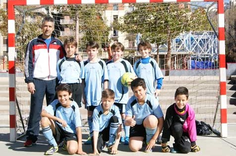 """Futsal: Ntra. Sra. de Loreto (PV) """"C"""" vs Gamo Diana """"A"""""""