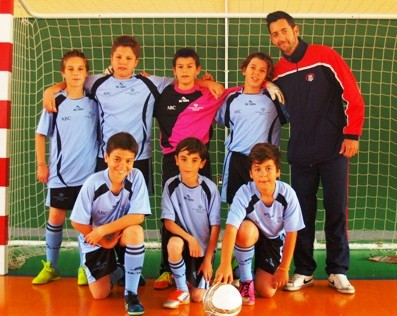 Futsal: Ntra. Sra. Merced Tres Cantos vs Patrocinio de San José A