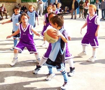 """Baloncesto: Safa Oberón, Claret """"A"""" y San Patricio Soto """"A"""", pase directo a la final"""