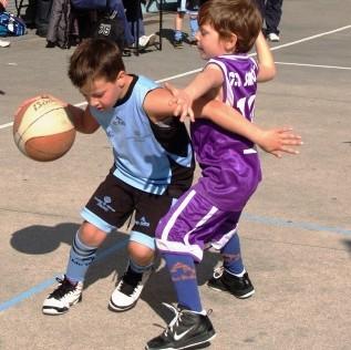 """Baloncesto: Sta. María del Pilar """"A"""" repite como colíder en dos categorías"""