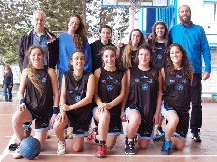 Baloncesto: Virgen de Mirasierra vs Ntra. Sra. Providencia