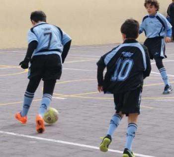 """Futsal: Los pequeños de Antamira """"A"""" y Rafaela Ybarra alcanzan el primer puesto"""