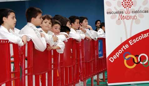 I Campeonato de Judo de ECM en imágenes