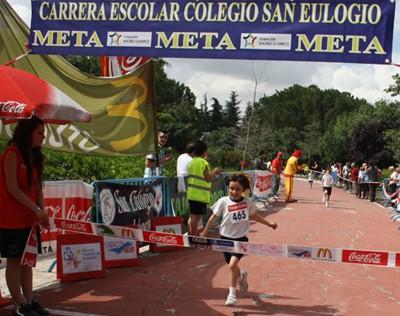 San Eulogio prepara la decimocuarta edición de su carrera escolar