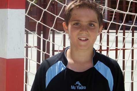 """Segundo Ruiz: """"Me divierto mucho jugando al fútbol sala"""""""