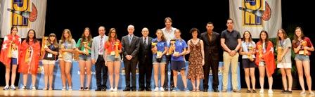 Los Juegos Nacionales Escolares EMDE 2014 se despiden con la conclusión del campeonato cadete