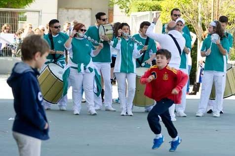 Clausura de los XXV Juegos Deportivos de Escuelas Católicas de Madrid